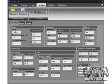 Edit lV v1.2.8 para GTA 4