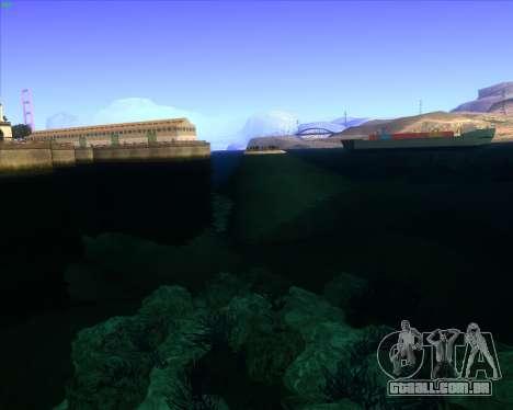 ENBSeries by MatB1200 para GTA San Andreas terceira tela