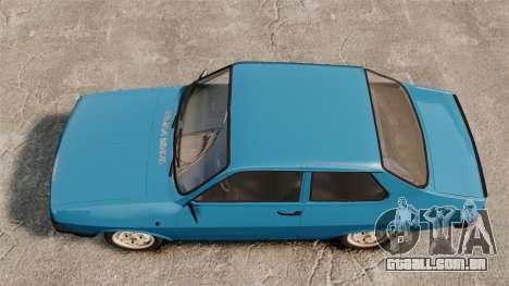 Dacia 1310 Sport v1.2 para GTA 4 vista direita