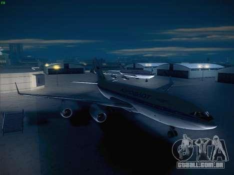 Real Airport 1.0 para GTA San Andreas segunda tela