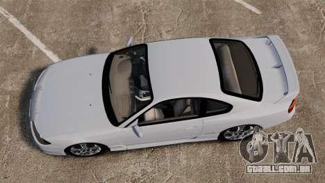 Nissan Silvia S15 v1 para GTA 4 vista direita