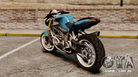 MV Agusta Brutale v2 para GTA 4