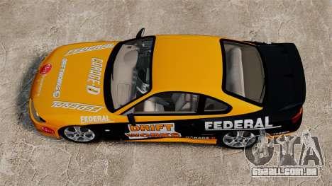 Nissan Silvia S15 v2 para GTA 4 vista direita
