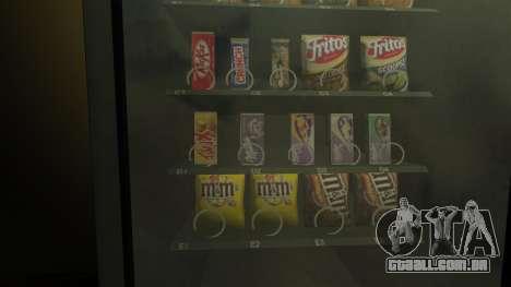 Nova máquina de snèkovyj para GTA 4 segundo screenshot