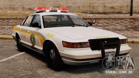 Polícia Quebec para GTA 4