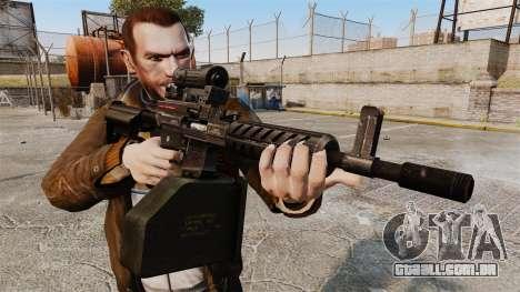 Ares Shrike para GTA 4 terceira tela