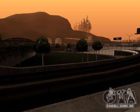 Satanic Colormode para GTA San Andreas segunda tela