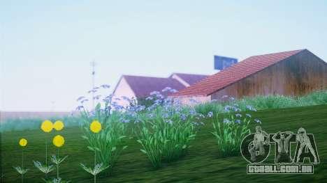 SA::Crown para GTA San Andreas quinto tela