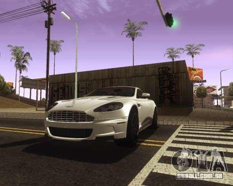 ENB for low PC v2 para GTA San Andreas segunda tela