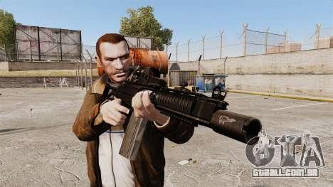 FN FAL DSA para GTA 4 segundo screenshot