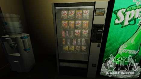 Nova máquina de snèkovyj para GTA 4