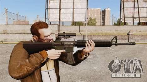 M16 A2 para GTA 4