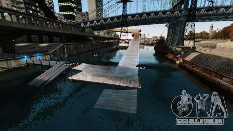Pista alucinante para GTA 4 sétima tela