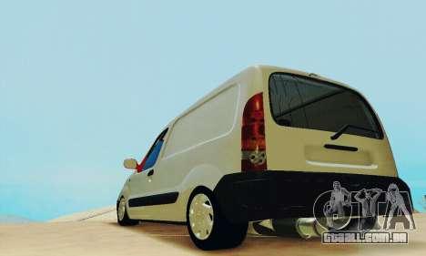Renault Kangoo para GTA San Andreas