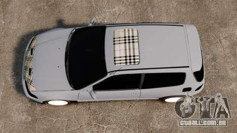 Honda Civic Gtaciyiz para GTA 4 vista direita