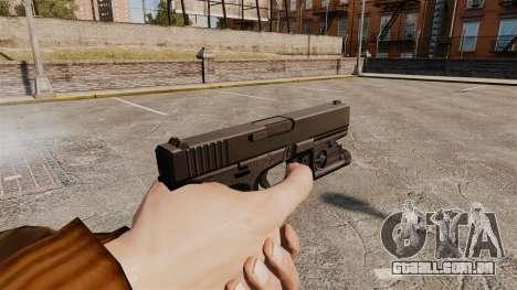 Pistola Glock 20 para GTA 4 terceira tela