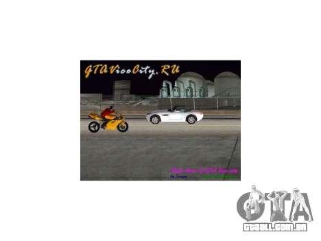 Hora do Rush de GTA Vice Sity para GTA Vice City