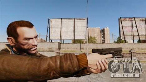Pistola Glock 20 para GTA 4