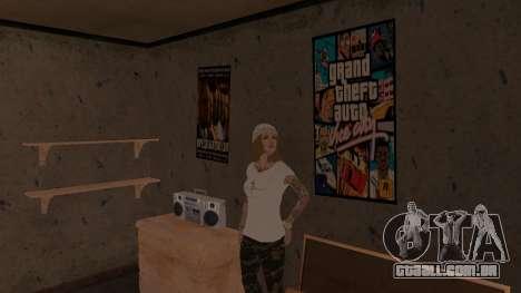 Willy Wonky para GTA San Andreas por diante tela