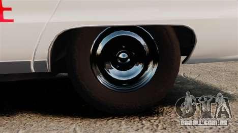Chevrolet Caprice 1991 [ELS] v2 para GTA 4