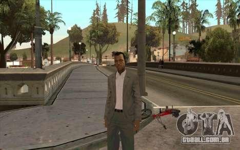 Pele de Michael de GTA V para GTA San Andreas
