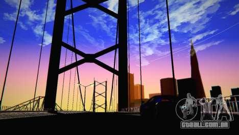 SA_Extend para GTA San Andreas quinto tela
