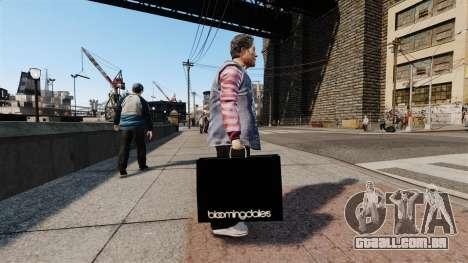Pacote Bloomingdales para GTA 4