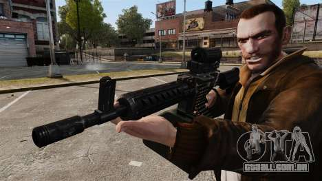 Ares Shrike para GTA 4 quinto tela