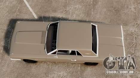 Ford Thunderbird 1964 para GTA 4 vista direita