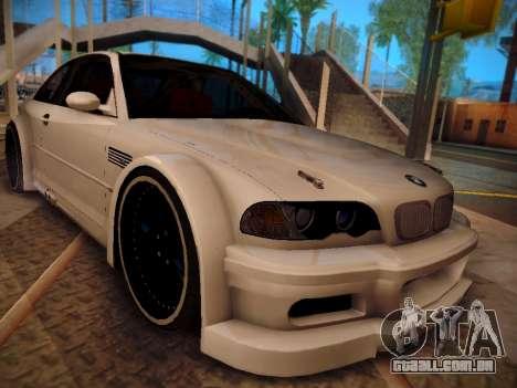 BMW M3 E46 Tuning para GTA San Andreas