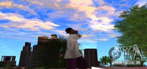ENB Graphic Mod para GTA San Andreas terceira tela