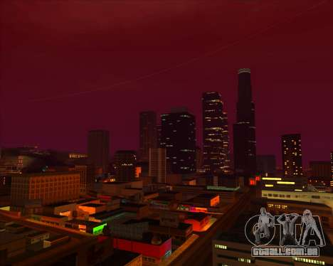 ENBSeries by MatB1200 para GTA San Andreas quinto tela