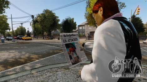O New York Times v2 para GTA 4 segundo screenshot