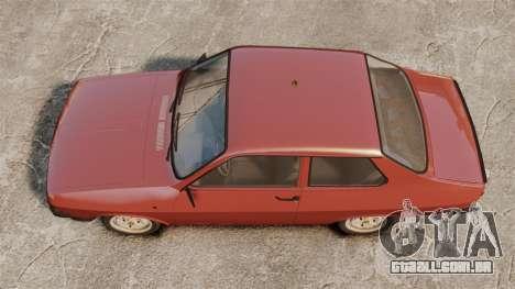 Dacia 1310 Sport v1.1 para GTA 4 vista direita