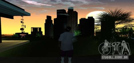 ENB Graphic Mod para GTA San Andreas segunda tela