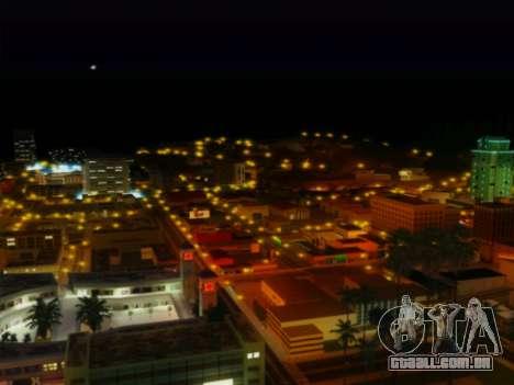 Project 2dfx para GTA San Andreas segunda tela