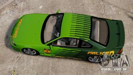 Nissan Silvia S15 v3 para GTA 4 vista direita