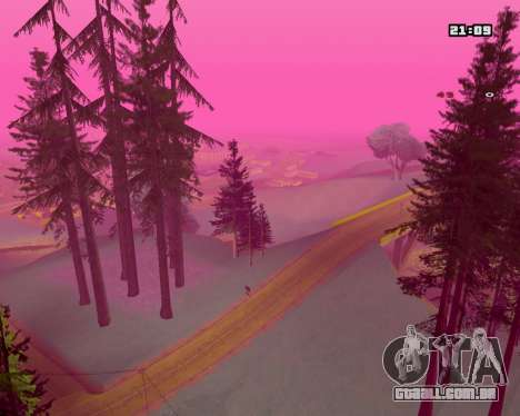 Pink NarcomaniX Colormode para GTA San Andreas