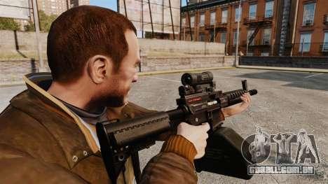 Ares Shrike para GTA 4 segundo screenshot