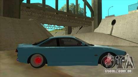 Nissan Silvia s14 Kouki Hellaflush para GTA San Andreas