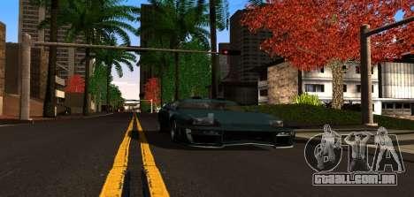 ENB Graphic Mod para GTA San Andreas