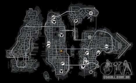 Pista alucinante para GTA 4 oitavo tela
