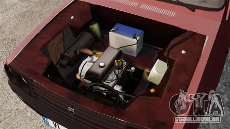 Dacia 1310 Sport v1.1 para GTA 4 vista lateral