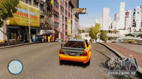 Velocímetro AdamiX v5 para GTA 4 segundo screenshot