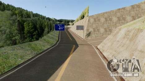 Novo local de Hakone para GTA 4 segundo screenshot