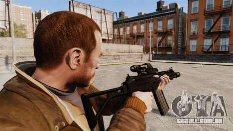 FN FAL DSA para GTA 4 terceira tela