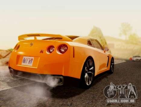 ENBSeries by egor585 V2 para GTA San Andreas