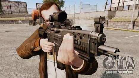 O fuzil SIG 552 para GTA 4 terceira tela