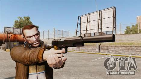 Colt 1911 pistola v1 para GTA 4