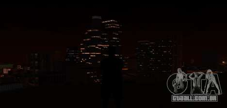 ENB Graphic Mod para GTA San Andreas nono tela